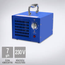 7G ózongenerátor készülék, gyors-cserés ózonkazettával