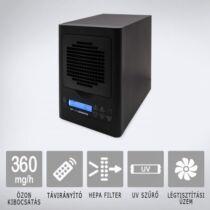 OZONEGENERATOR Home 360 légtisztító és ózongenerátor készülék 3 év garanciával