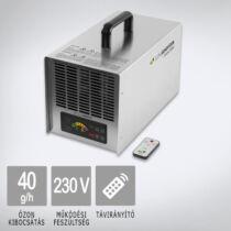 OZONEGENERATOR Chrome 40000 ózongenerátor készülék 3 év garanciával