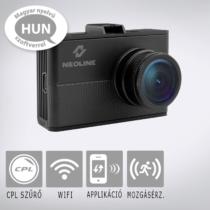 Neoline WIDE S61 DVR (Dash Cam) autós fedélzeti kamera