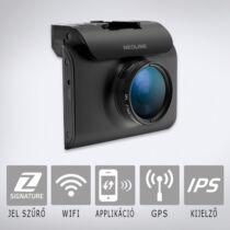 Neoline X-COP R700 DVR:  Autós fedélzeti kamera telepített traffipax adatbázissal