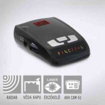PGT R800 radar- és lézerdetektor