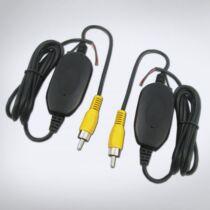 ABM jeltovábbító egység: tolatókamerához vezeték nélküli beszerelő egység