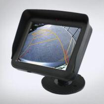 "ABM 3,5"" monitor univerzális, 800x480, 12V"