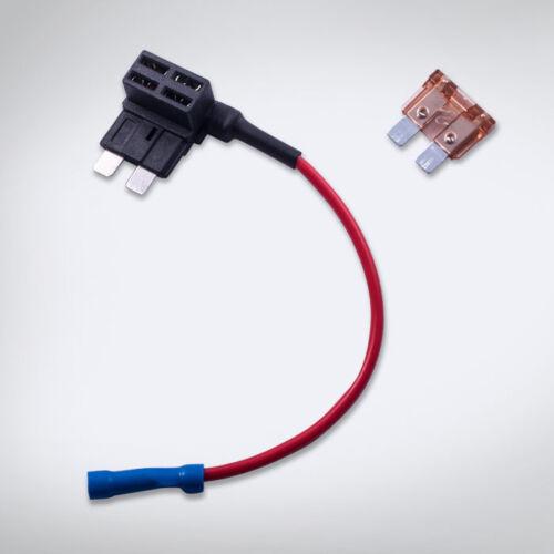Midi biztosítéktartó adapter