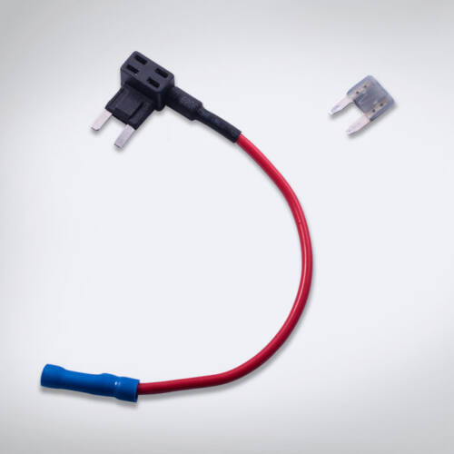 Mini biztosítéktartó adapter