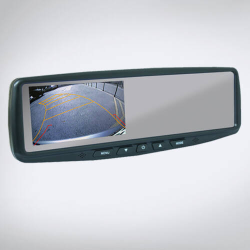 """ABM 4,3"""" visszapillantó tükrös monitor"""