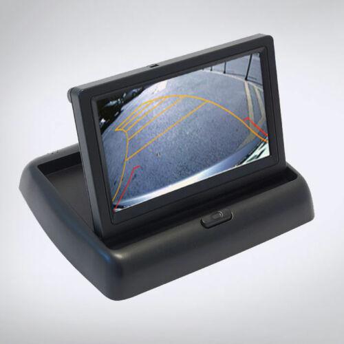 """ABM 4,3"""" felnyílós monitor"""
