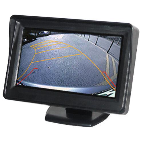 "GE 4,3"" monitor"