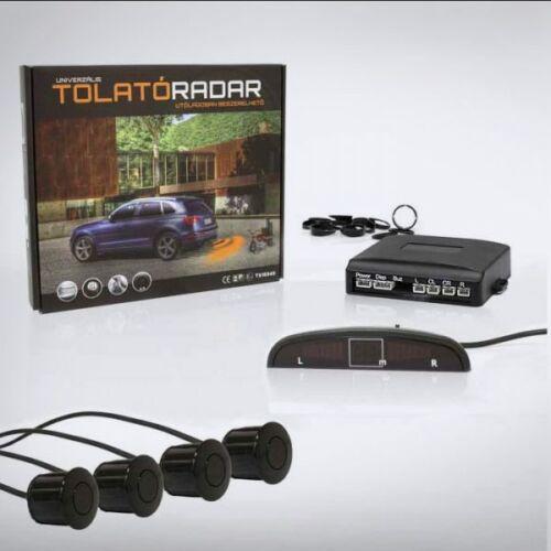 led-kijelzos-tolatoradar-4-szenzor-hangszoro-fekete-szinu-szenzorokkal