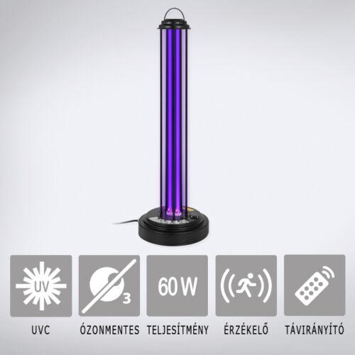 UV2CLEAN Uni60 UV-C germicid lámpa 60W